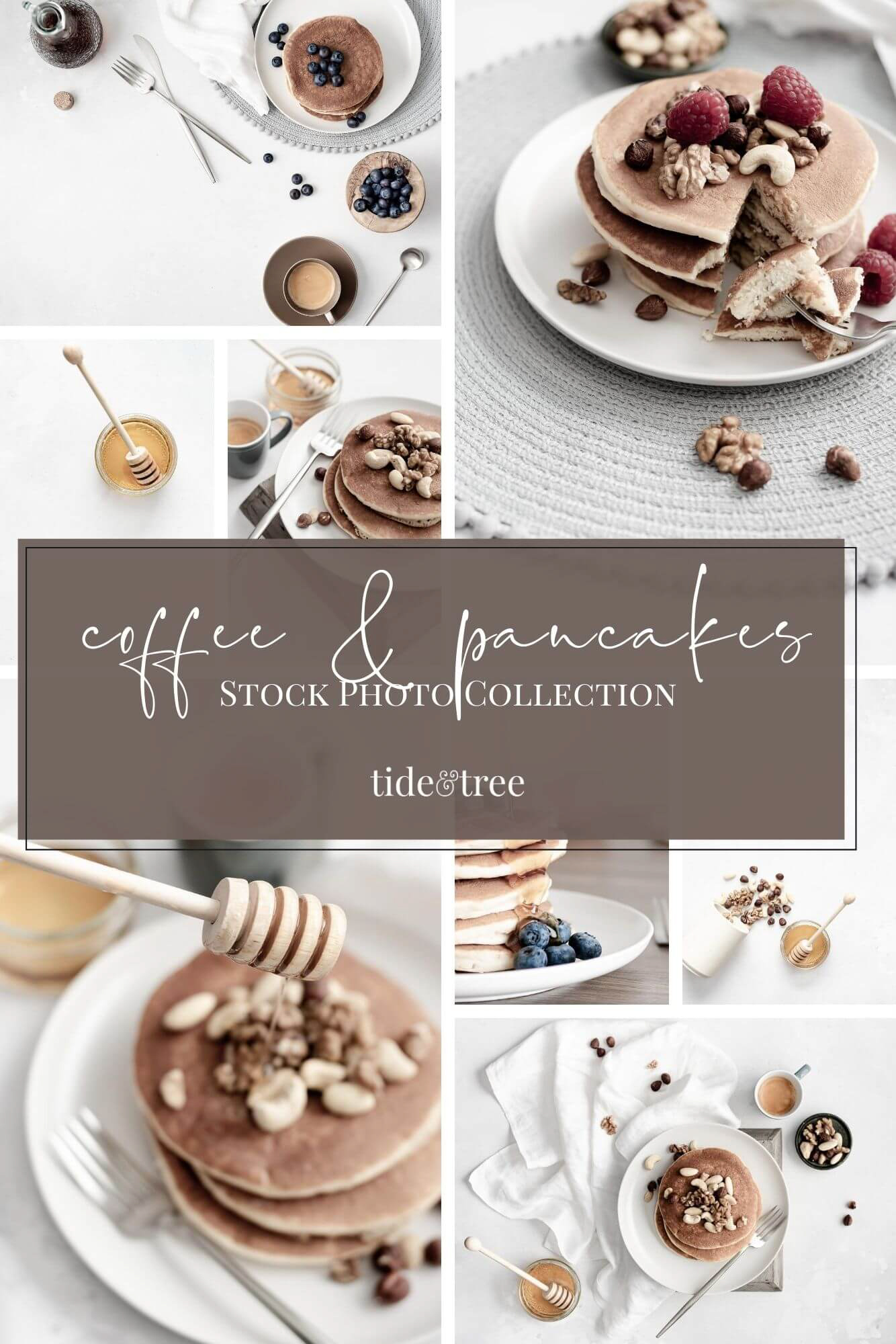 Coffee & Pancakes Collection